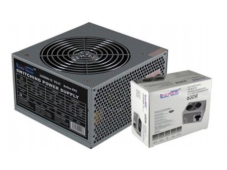LC POWER LC600H 12 v2.31 12cm Fan