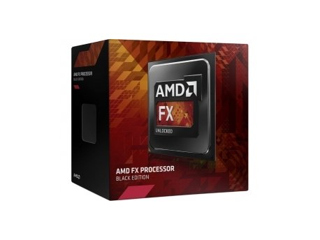 AMD FX-4300 4-Core 3.8GHz Black Edition Box