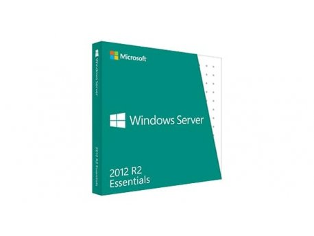 MICROSOFT WINDOWS 2012 SERVER ESSENTIAL R2 64BIT OEM DVD