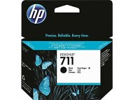 HP No. 711 Black Designjet Ink Cartridge CZ129A