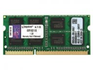 KINGSTON SODIMM DDR3 8GB 1600MHz KVR16S11 8