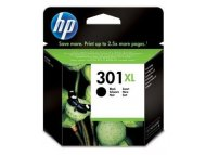 HP INK CH563EE Black No.301XL