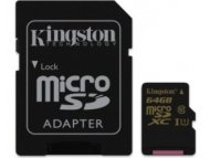 KINGSTON UHS-I MicroSDHC 64GB + Adapter SDCA10 64GB