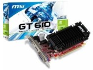MSI GeForce GT 610 2GB 64bit N610-2GD3H LP