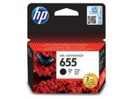 HP No.655 Black Ink Cartridge CZ109AE