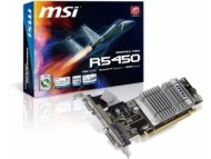 MSI HD 5450 1GB 64bit R5450-MD1GD3H LP