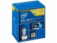 INTEL Core i5-4690K 4 cores 3.5GHz (3.9GHz) Box