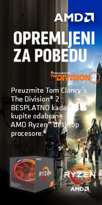 Tom Clancy's The Division 2 besplatno uz AMD!