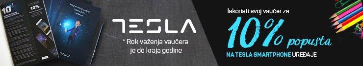Tesla Smartphone