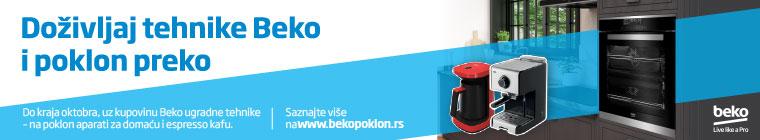 beko - kampanja za kafe aparat
