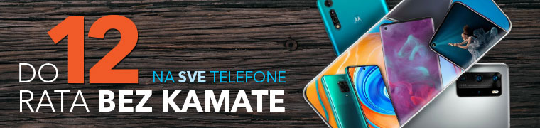 Mobilni telefoni akcija - 2020 MOB