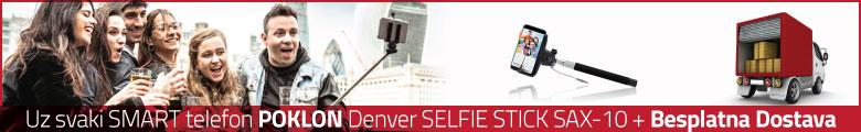 poklon selfie stick