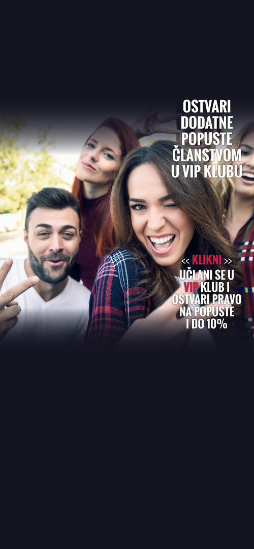 VIP klub novi