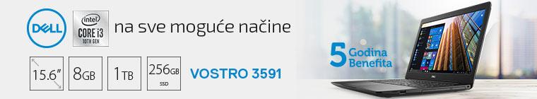 Dell Vostro 3591 u svim varijantama
