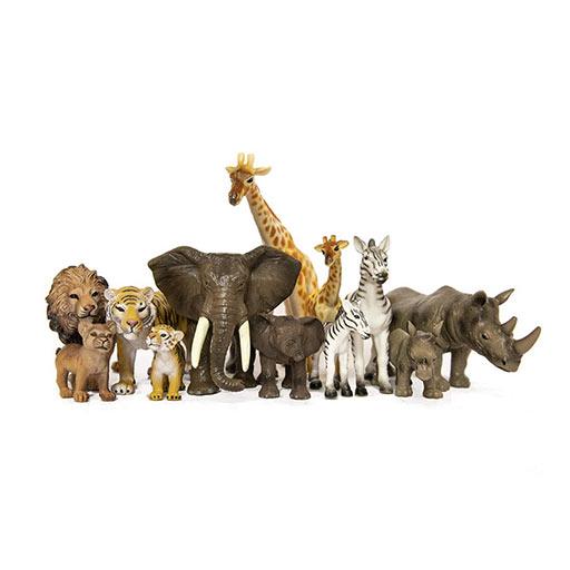 Životinje i setovi