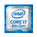 8th Generation Intel® Core™ i7 processor