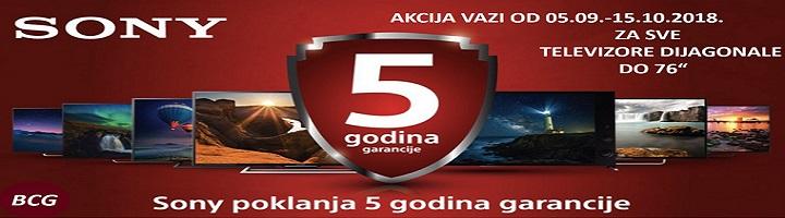 sony5godina