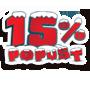 popust 15 posto