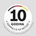 Bosch - 10 godina garancije na motor usisivača