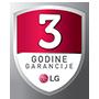 LG 3 Godine garancije
