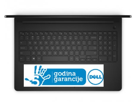 DELL Inspiron 3552 (N3060, 4GB, 500GB)