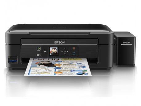 EPSON L486 ITS ciss wireless