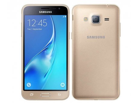 SAMSUNG Galaxy J3 (2016) DS (J320)
