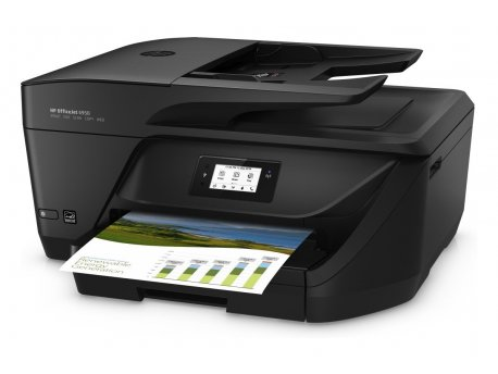 HP OfficeJet 6950 All-in-One Printer (P4C78A)
