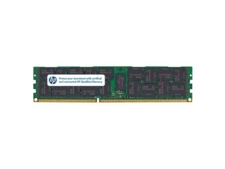 HP DIMM DDR3 8GB 1333MHz ECC Registered Dual Rank 500662-B21
