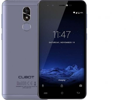 CUBOT R9 Sterry Blue