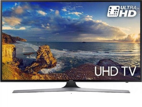 SAMSUNG 40MU6122 UHD Smart WiFi Quad Core processor DVB-T2/C