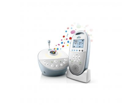 AVENT Dect Baby Monitor SCD580/00