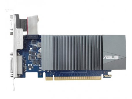 ASUS NVidia GeForce GT 710 2GB 64bit 710-2GD5-SL