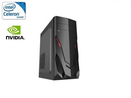 BC GROUP GLADIATOR ,Intel G3900,4GB DDR4,500GB,GTX 750 TI