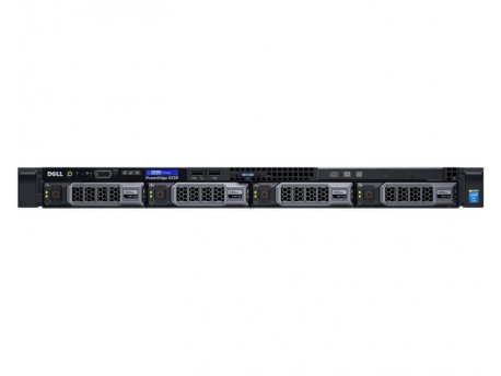 DELL PowerEdge R230 Xeon E3-1240 v6 4C 4x16GB H330 2x1TB SATA DVDROM 250W 3yr NBD + Sine za Rack
