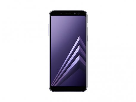 SAMSUNG Galaxy A8 Orchid Gray DS