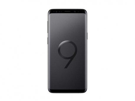 SAMSUNG Galaxy S9 DS - black (G960)