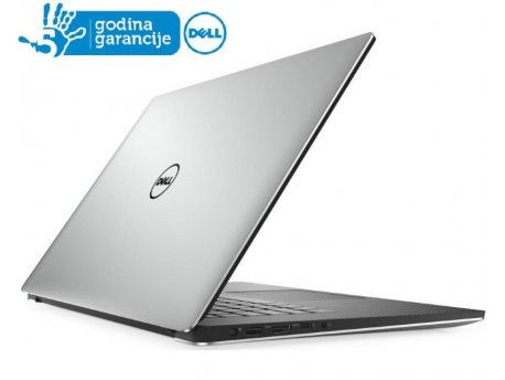 DELL XPS 15 9560  (Intel Core i7-7700HQ 16GB, 512GB SSD, GeForce GTX 1050 4GB, Win 10 Pro)