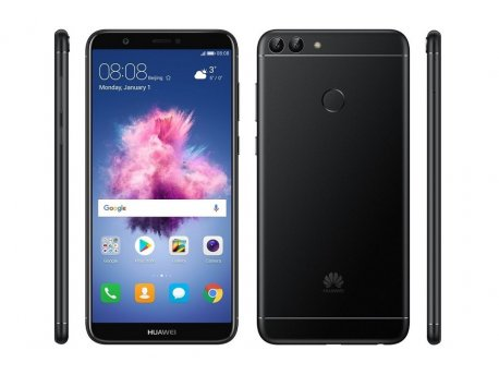 HUAWEI P Smart DS crna