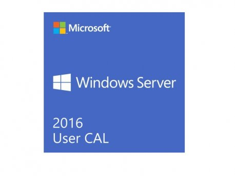 MICROSOFT Windows Server CAL 2016 English 1pk DSP OEI 5 Clt Device CAL (R18-05206)