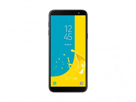 SAMSUNG Galaxy J6 (2018) Black DS (J600)