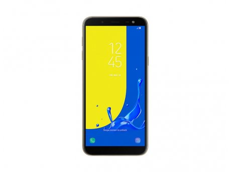 SAMSUNG Galaxy J6 (2018) Gold DS (J600)