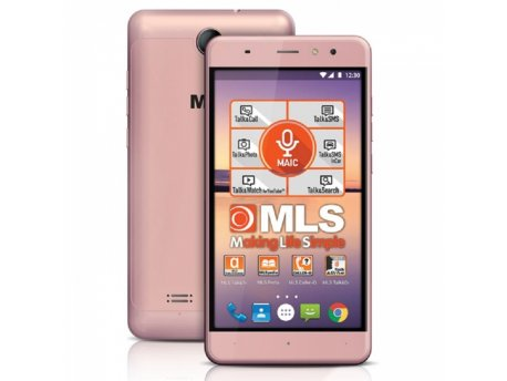 MLS ALU DS pink (IQW553P)
