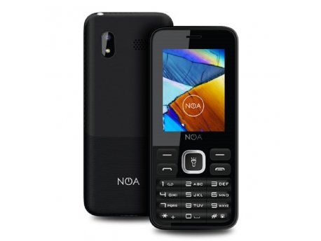 NOA L12 DS black