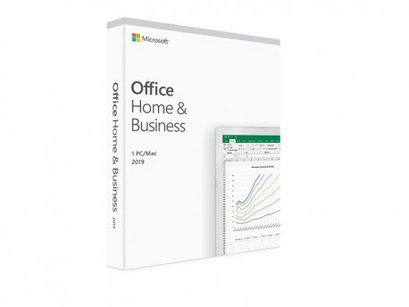 MICROSOFT Office Home and Business 2019 English CEE Only Medialess (T5D-03245)