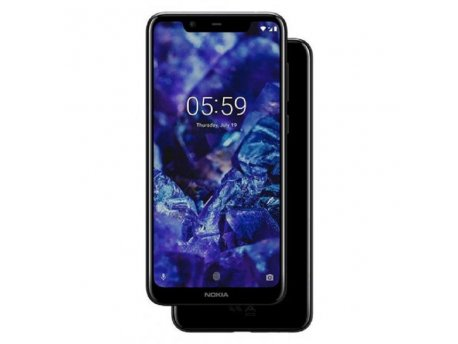 NOKIA 5.1 Plus DS Night Black