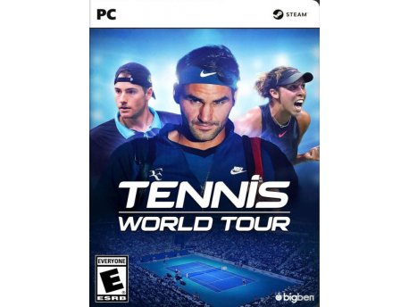 BIGBEN PC Tennis World Tour