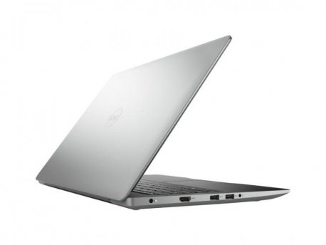 DELL Inspiron 3581 (Full HD, Intel i3-7020U, 8GB, 240GB SSD, Radeon 520 2GB, Srebrni)