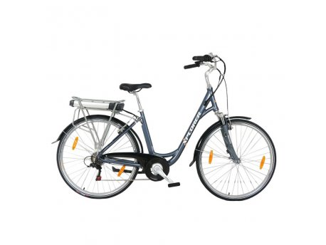 XPLORER E-bike Silver Line Lady 26''