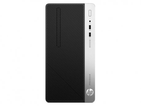 HP HP ProDesk 400 G5 MT/i7-8700/8GB/256GB SSD+500GB/UHD/Display Port/DVD/Win 10 Pro (4CZ33EA/500)
